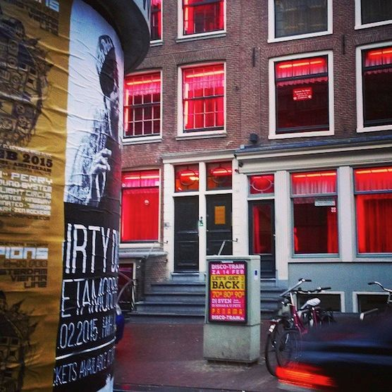 SEX ESCORT Amsterdam