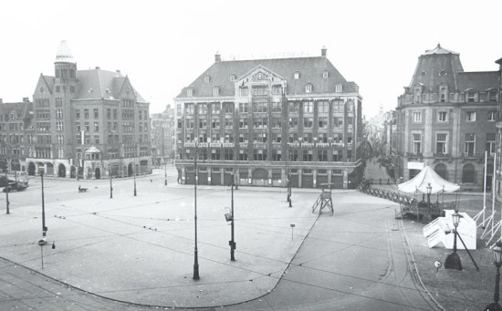 May 7th 1945 The Grand Club On Dam Square
