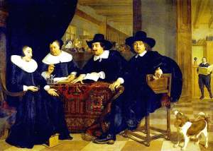 History of Prostitution: A Spin House in Amsterdam