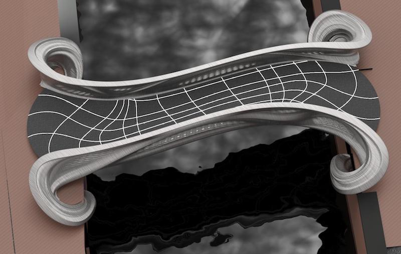 3D printed bridge design