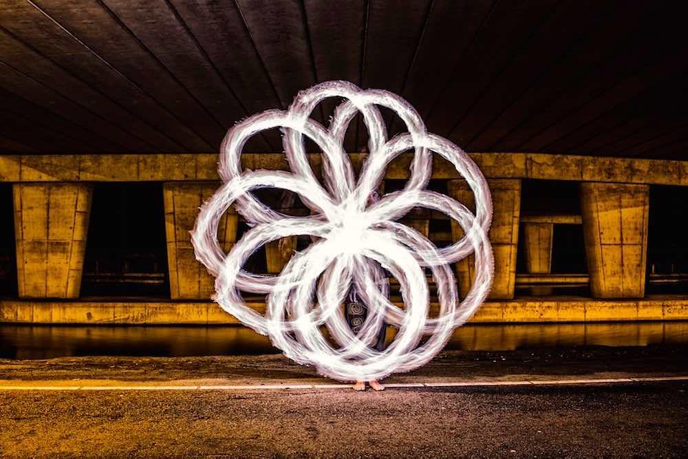 Amsterdam Poi Spinning Workshop Tour