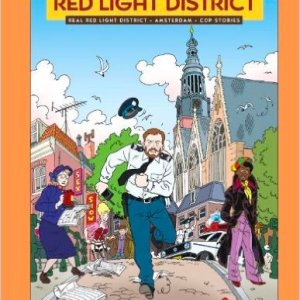 Book Comic Red Light District Precinct Police