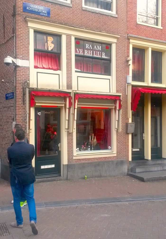 Amsterdam Red Light District Discount Brothels