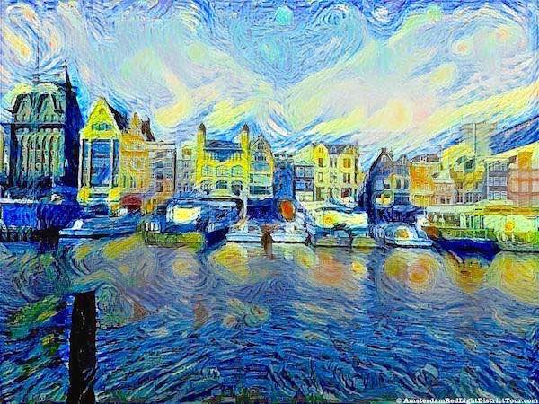 Amsterdam-Red-Light-District-Van-Gogh-Starry-Night-Damrak-small!