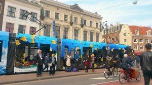 Amsterdam Tram - Dutch Public Transport Tourist Pass