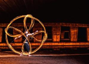 Poi Spinning Amsterdam Lessons