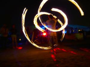 Poi Spinning Lessons Beginners Amsterdam