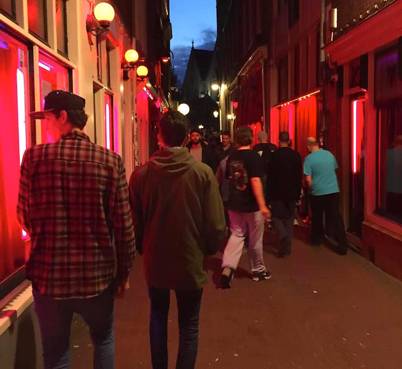 Amsterdam sites de rencontre