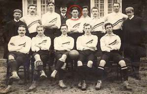 Netherlands national football team 1905
