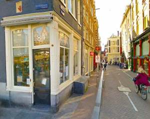 Oldest store of Amsterdam