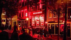 Window Prostitute Boyfriend Interview Amsterdam