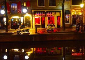 Window Prostitute Interview Amsterdam Prostitution