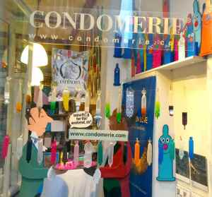 Interview Founder Condom Shop in Amsterdam