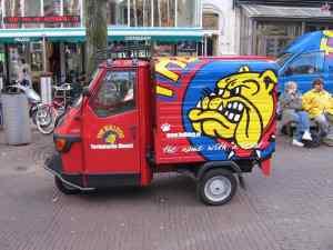 Coffee Shop The Bulldog Amsterdam