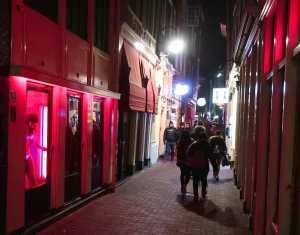 Amsterdam Red Light District Prices + FAQ