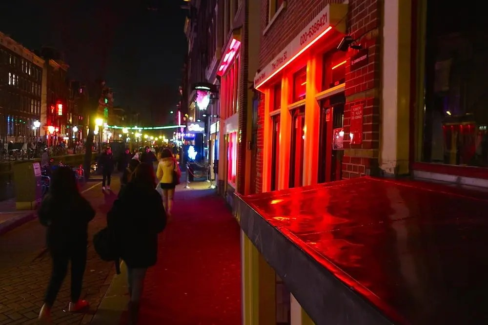 Amsterdam Red Light District Prices + Map