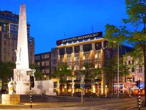 Amsterdam hotels costs