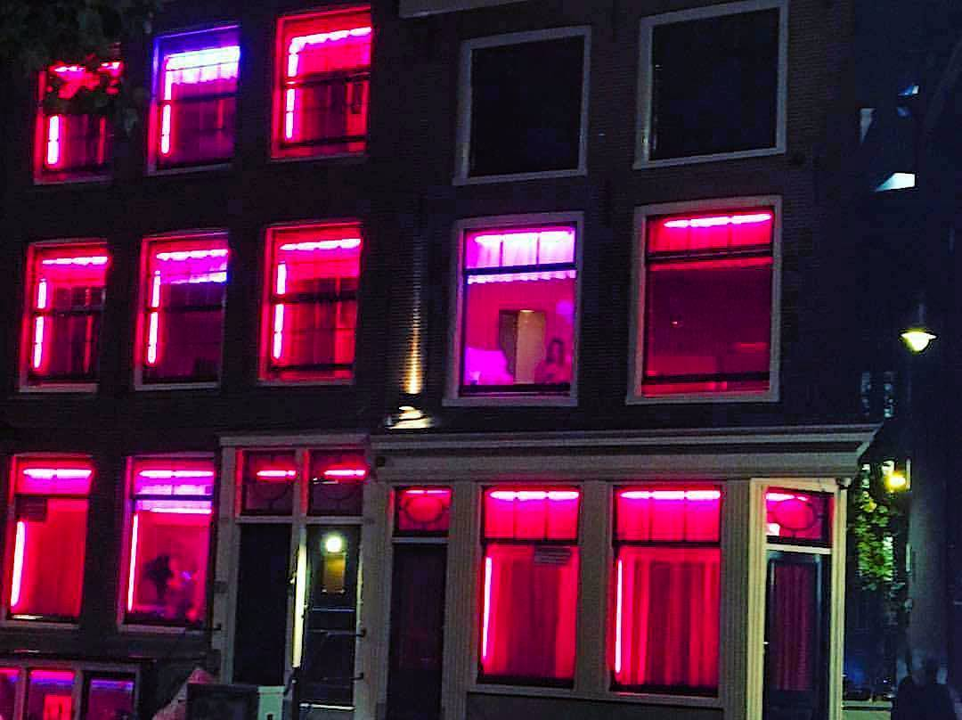 The 20 Best Red Light District Pictures From Our Instagram