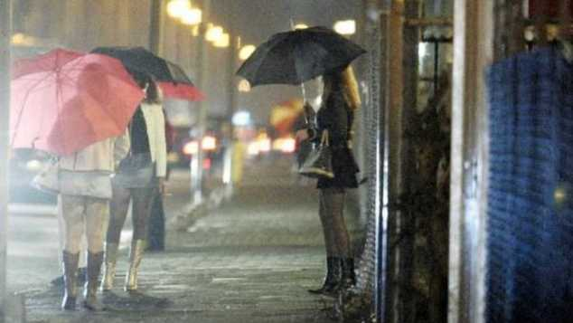 Prostitutes In Utrecht Hustling