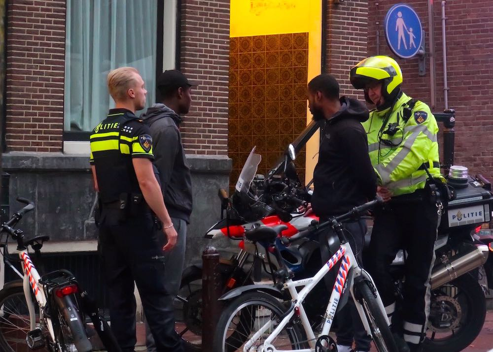 Drunk driving Amsterdam