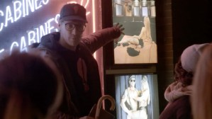 Amsterdam Red Light District Documentary Tour Peep Show