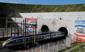 From London To Amsterdam By Train Channel Tunnel