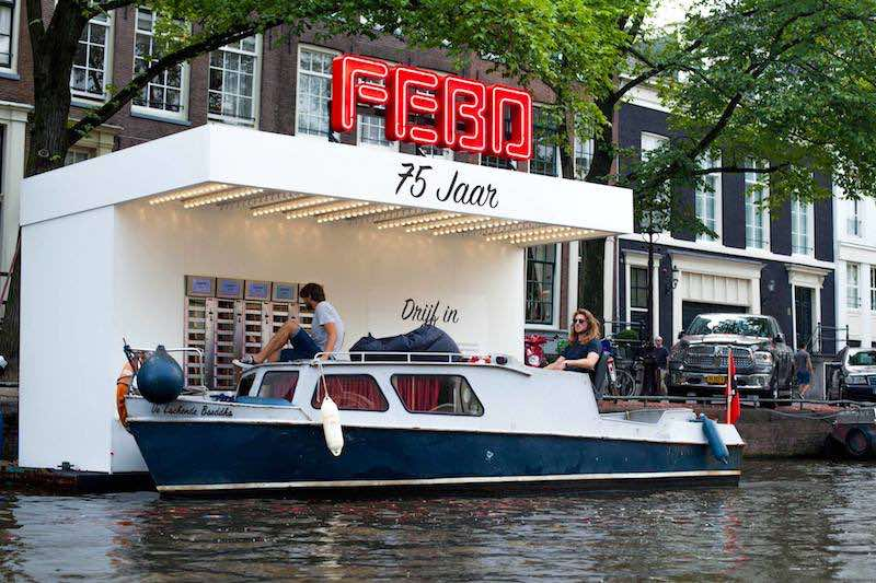 Febo Netherlands Sail Through Restaurant
