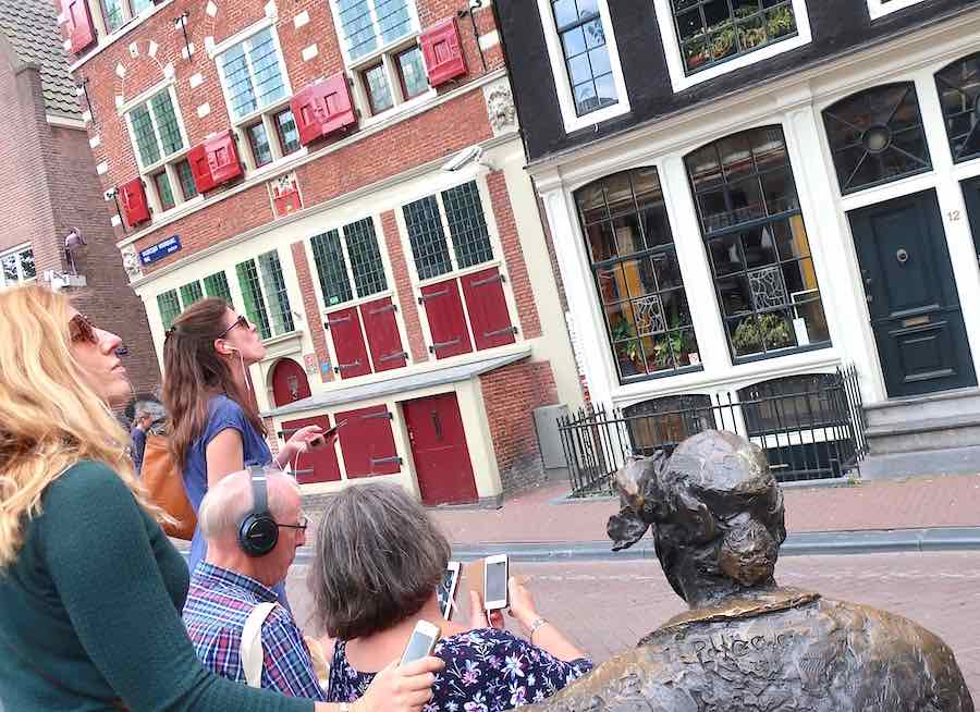 Amsterdam Red Light District Audio Tour App
