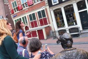 Amsterdam Red Light District audio tour