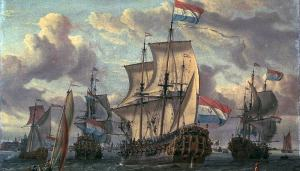 Russell Shorto Dutch History