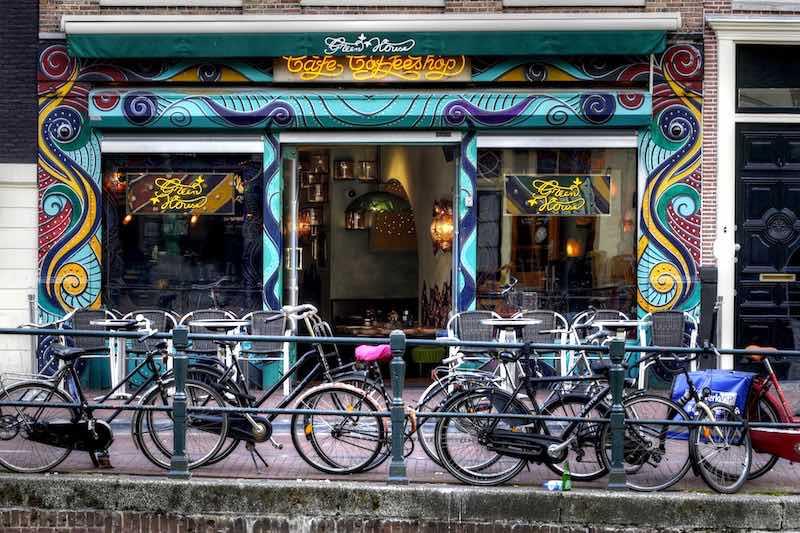 10 Best Coffeeshops In Amsterdam Green House coffeeshop Voorburgwal