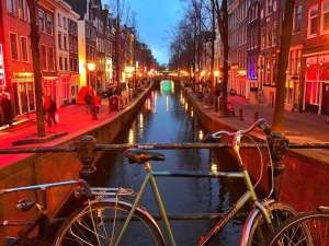 Amsterdam Brothel Canals
