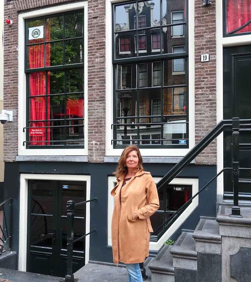 Amsterdam Brothel Owner Justine le Clercq