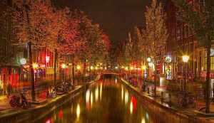 Amsterdam Brothel Red Light District