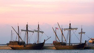 Ben Dronkers Columbus Hemp Sails