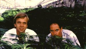 Ben Dronkers and Ed Sensi Seeds Production
