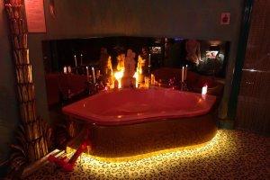 Red Light Secrets Museum Amsterdam Brothel Bath