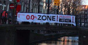 Amsterdam Alcohol Sign Enforcement