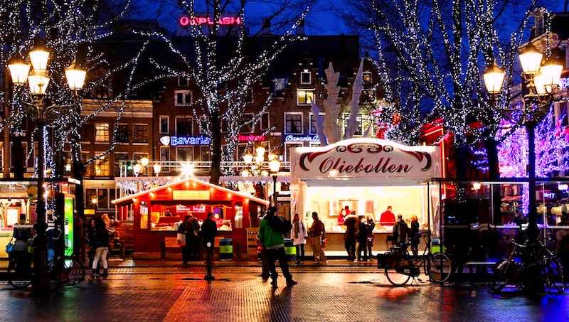 Amsterdam Christmas markets