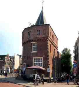 Amsterdam tour App schreierstoren