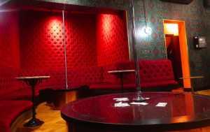 Amsterdam Stripclub BonTon Lapdance Bar