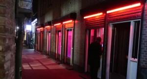 Amsterdam Prostitution Legalisation