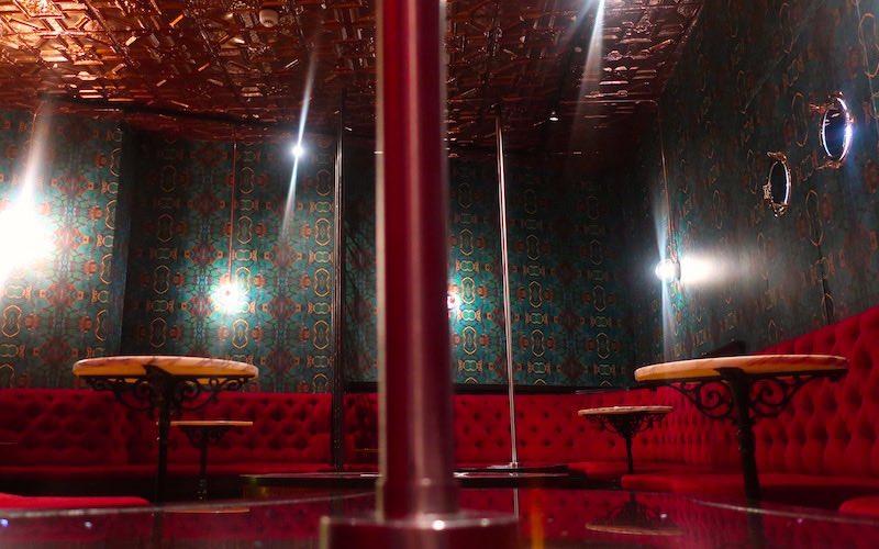 Bonton stripclub in amsterdam