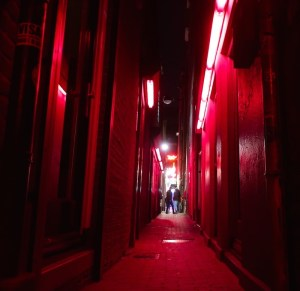 Amsterdam Red Light District Is Preferred Among Sex Workers