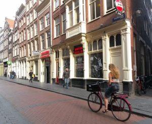 De Wallen Warmoesstraat Amsterdam