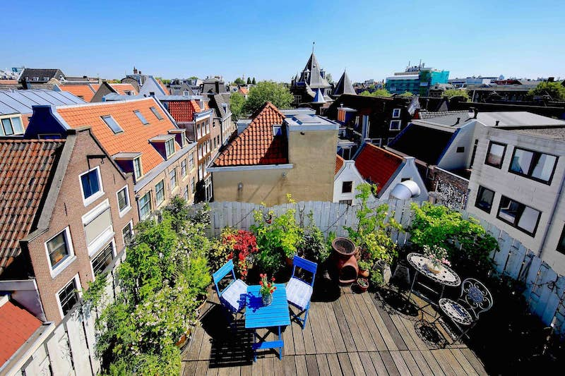 Airbnb Amsterdam neighbourhoods