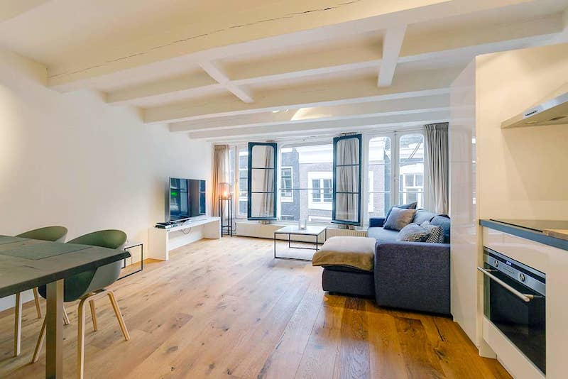 Airbnb Amsterdam Quartier Rouge