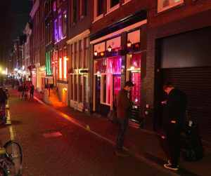 Prostitution in Amsterdam