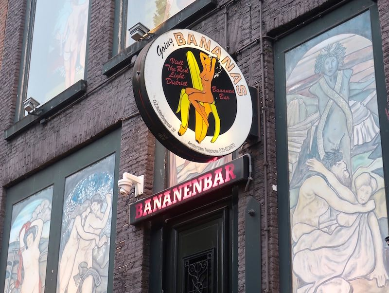 Red Light District Sex Show Amsterdam
