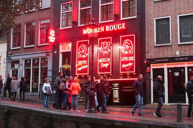 Moulin Rouge Amsterdam ticket